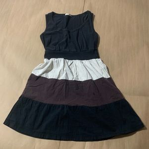 *BeBop* Colorblock Tank Dress M